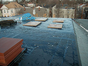 Norwell Commercial Roof Repair