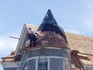 MA South Shore Residential Roof Repairs