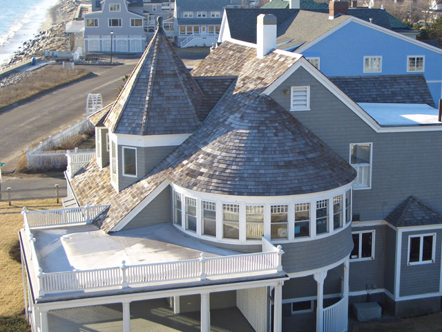 Cohasset Roofer | Associate Roofing Boston South Shore