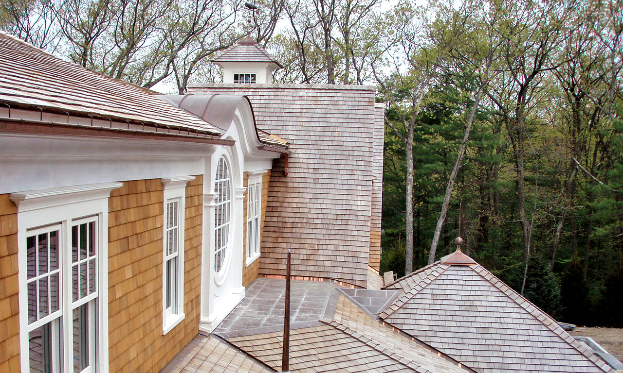 Cedar Shingle Roof | Boston South Shore Roofer