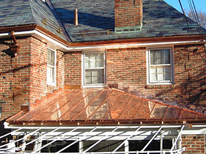 Slate Roof Copper Roof Associate Roofing