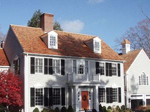 Red Cedar Roof