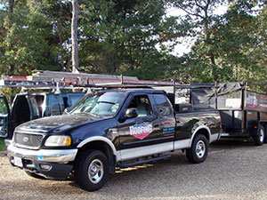 Contact Us | Boston South Shore Roofer Trucks