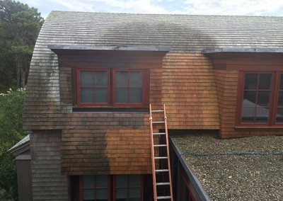 roof power wash